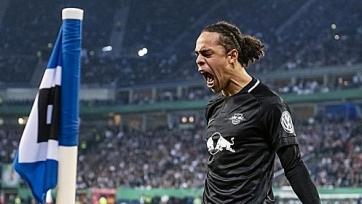 «Лейпциг» впервые вышел в финал Кубка Германии