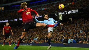 «Манчестер Юнайтед» – «Манчестер Сити». 24.04.2019. Прогноз и анонс на матч чемпионата Англии