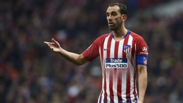 Два основных защитника «Атлетико» летом покинут клуб свободными агентами