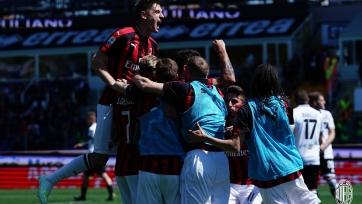 «Милан»: заявка на матч с «Лацио»