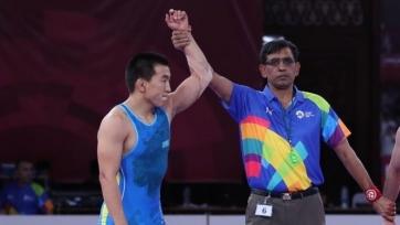 Казахстанец Кайсанов сразится в финале чемпионата Азии по вольной борьбе