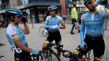 Стал известен состав Astana Women's Team на гонку в Бельгии