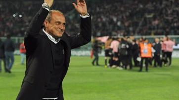 «Палермо» определился с новым тренером