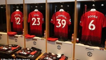 «Манчестер Юнайтед» - «Манчестер Сити». Стартовые составы