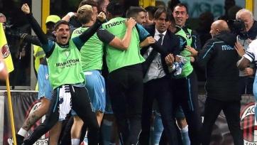 «Лацио» вышел в финал Кубка Италии