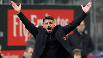 Гаттузо: «Милану» должно быть стыдно после матча с «Лацио»