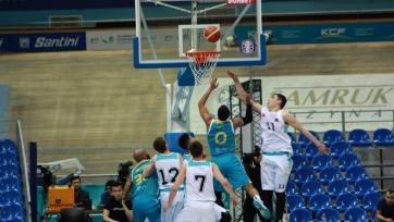 Баскетбол. «Астана» разгромила «Тобол»