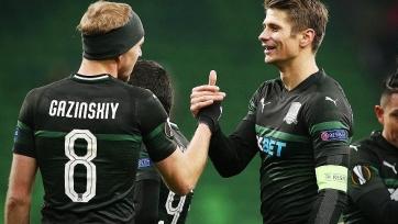 Два ключевых футболиста «Краснодара» не сыграют против ЦСКА