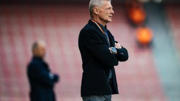 «Спарта» после поражения в полуфинале Кубка Чехии уволила главного тренера