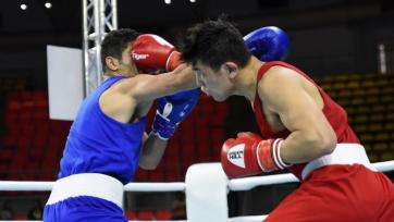 Четыре казахстанских боксера вышли в финалы на чемпионате Азии