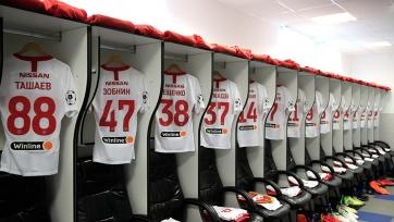«Арсенал» - «Спартак». Стартовые составы