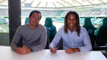 Мбабу подписал контракт с «Вольфсбургом»