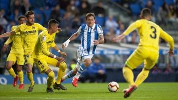 «Вильярреал» на выезде дожал «Реал Сосьедад»