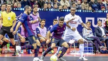 «Кайрат» сыграет в финале футзальной Лиги чемпионов УЕФА