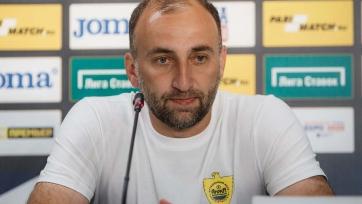 Адиев: «Для нас сейчас вратарь - это полкоманды»