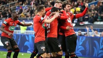 «Ренн» сенсационно завоевал Кубок Франции