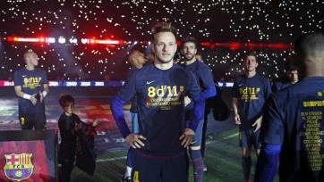 Ракитич: «Не вижу себя ни в каком другом клубе, кроме «Барселоны»