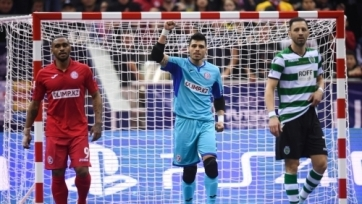 «Кайрат» проиграл финальный матч футзальной Лиги чемпионов
