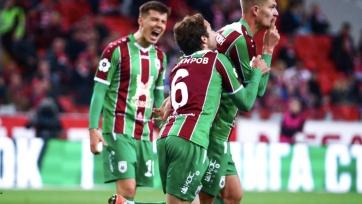 Сорокин: «Рубин» мог побороться за победу в матче против «Спартака»
