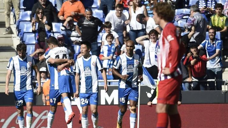 «Эспаньол» – «Атлетико» – 3:0. 04.05.2019. Чемпионат Испании. Обзор и видео матча