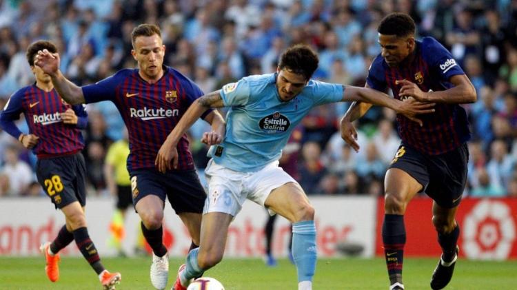 «Сельта» – «Барселона» – 2:0. 04.05.2019. Чемпионат Испании. Обзор и видео матча