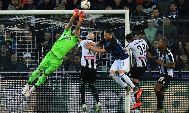 «Удинезе» – «Интер» – 0:0. 04.05.2019. Чемпионат Италии. Обзор и видео матча