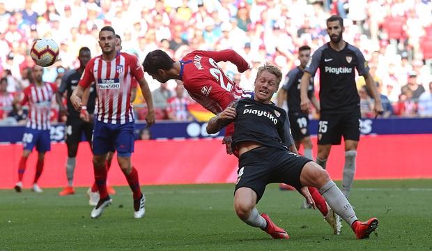 «Атлетико» – «Севилья» – 1:1. 12.05.2019. Чемпионат Испании. Обзор и видео матча