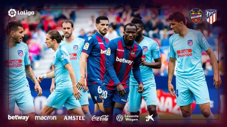 «Леванте» – «Атлетико» – 2:2. 18.05.2019. Чемпионат Испании. Обзор и видео матча