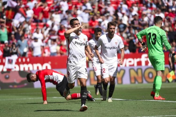 «Севилья» – «Атлетик» – 2:0. 18.05.2019. Чемпионат Испании. Обзор и видео матча