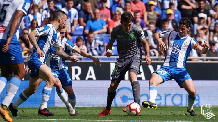 «Эспаньол» – «Реал Сосьедад» – 2:0. 18.05.2019. Чемпионат Испании. Обзор и видео матча