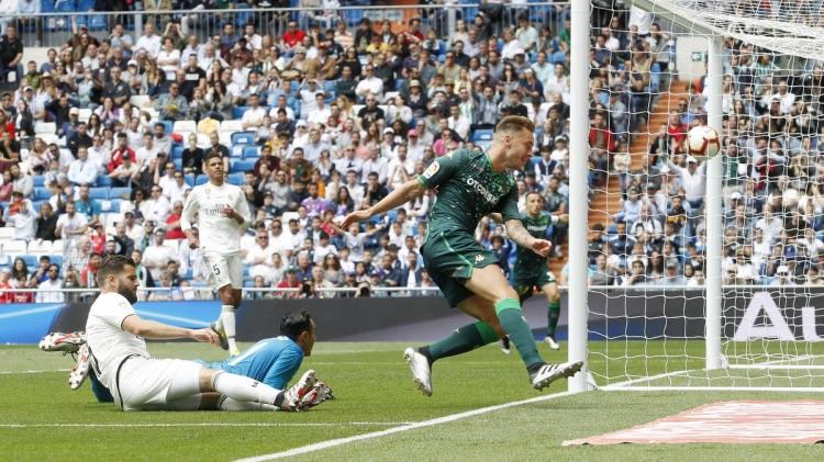 «Реал» – «Бетис» – 0:2. 19.05.2019. Чемпионат Испании. Обзор и видео матча