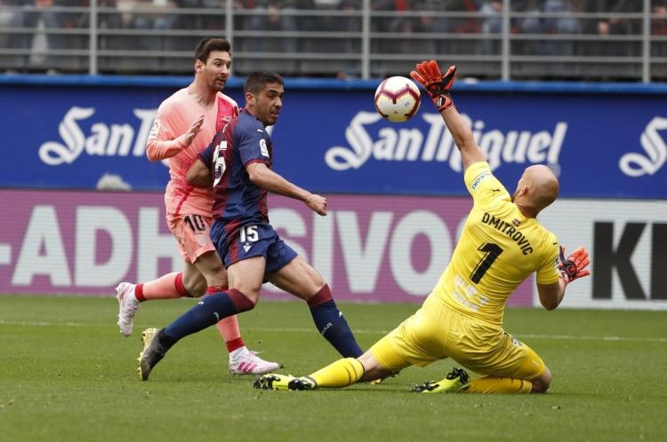 «Эйбар» – «Барселона» – 2:2. 19.05.2019. Чемпионат Испании. Обзор и видео матча