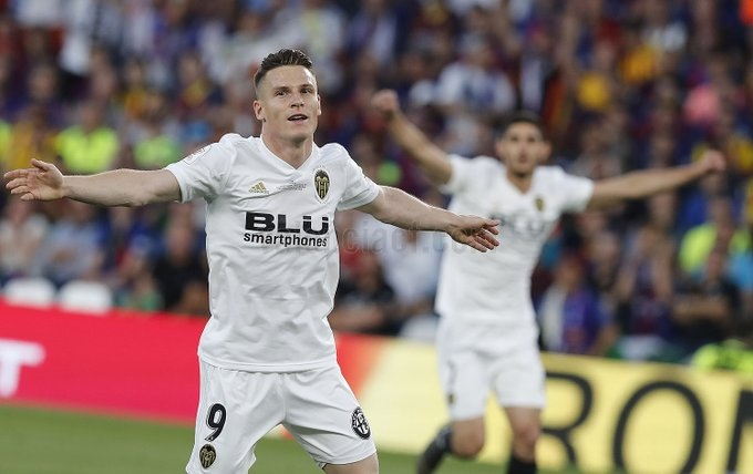 «Барселона» – «Валенсия» – 1:2. Текстовая трансляция матча