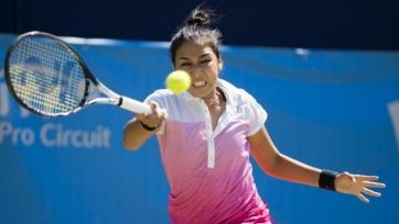 Дияс вышла в четвертьфинал турнира в Японии