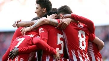 «Атлетико» сыграет со звездами MLS