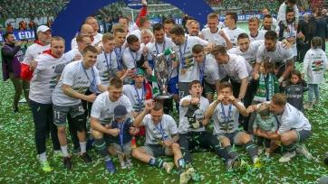 Гданьская «Лехия» выиграла Кубок Польши