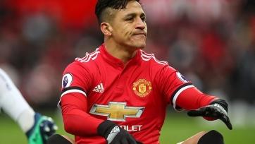 «Манчестер Юнайтед» намерен заплатить 13 млн фунтов, чтобы избавиться от Санчеса