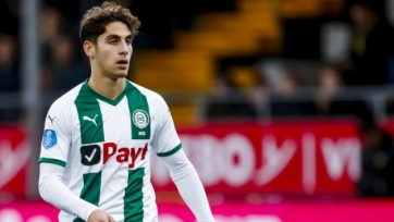 «Барселона» подпишет молодого хавбека «Гронингена»