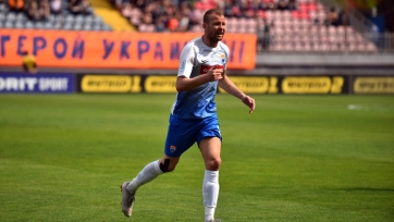 «Мариуполь» обыграл «Зарю» в борьбе за место в зоне Лиги Европы
