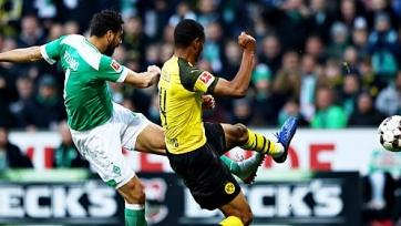 Дортмундская «Боруссия» упустила победу в матче с «Вердером»