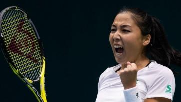 Дияс выиграла турнир в Японии