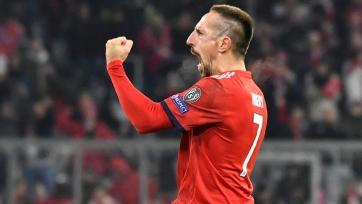 Рибери объявил об уходе из «Баварии»