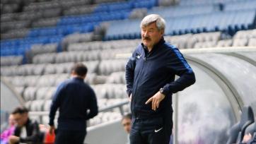 «Экибастуз» расстался с главным тренером