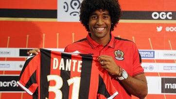 35-летний Данте продлил контракт с «Ниццей»