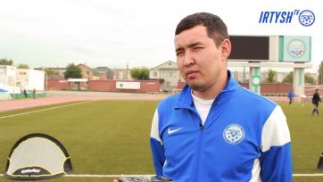 «Экибастуз» назначил нового тренера