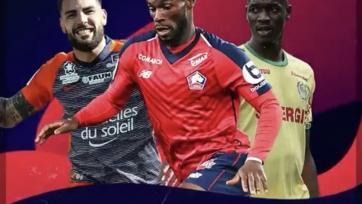 Футболисты «Монпелье», «Лилля» и «Нанта» претендуют на звание игрока месяца в Лиге 1