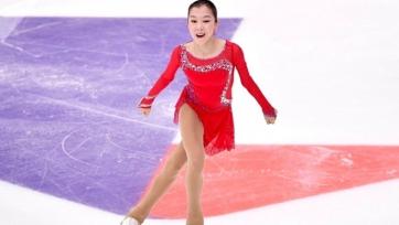 Турсынбаева вошла в топ-10 рейтинга ISU