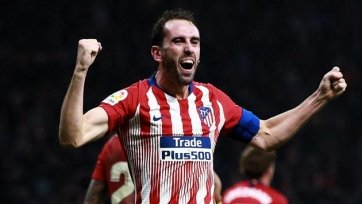 Годин объявил об уходе из «Атлетико»