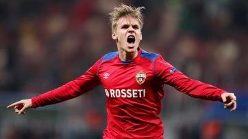 Сигурдссон признан лучшим игроком ЦСКА в апреле