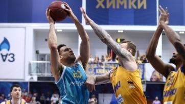 «Астана» снова проиграла «Химкам» в плей-офф ВТБ